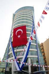 A.S.O. Yeni Hizmet Binasını Başbakanımız Sn. Recep Tayyip Erdoğan'ın katılımıyla hizmete sunduk
