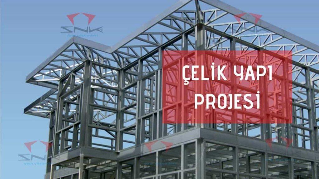 Çelik Yapı Projesi