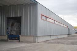Ertem Basın Yayın'ın Ankara Temelli'deki fabrikasını hizmete sunduk