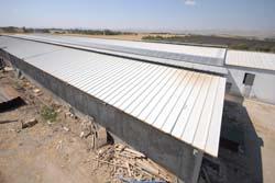 Ahmet Aydeniz Grup'un Çiftlik yatırımının kapalı alan miktarını artırdık